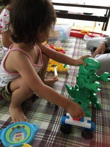 うめ子と恐竜