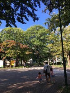 北海道大学散策