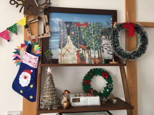 クリスマスお飾り