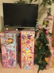 サンタからの贈り物