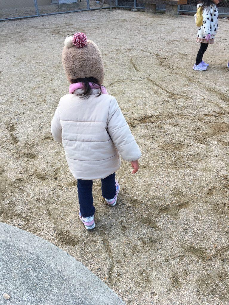 2歳半うめ子
