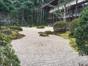 宝福寺石庭