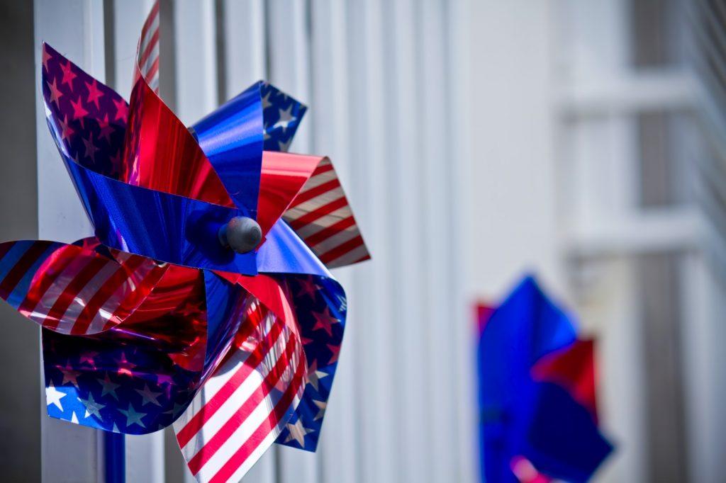 アメリカの風車