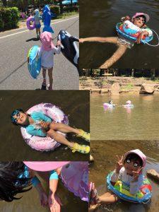 砂川公園の娘たち