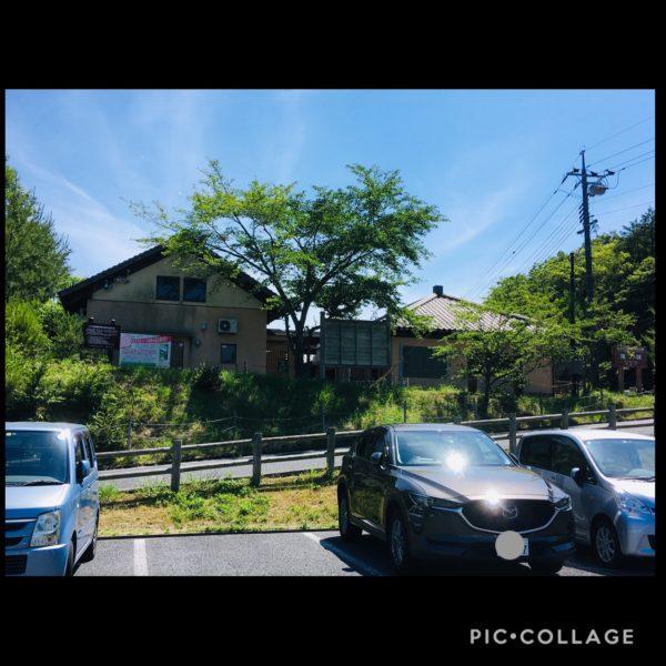 総社鬼の城史跡駐車場