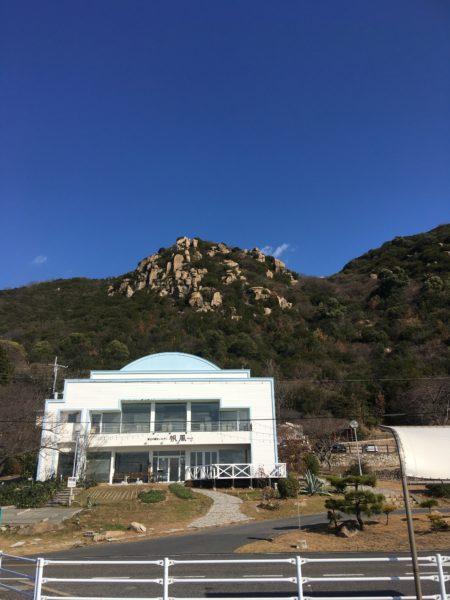 王子が岳登山道