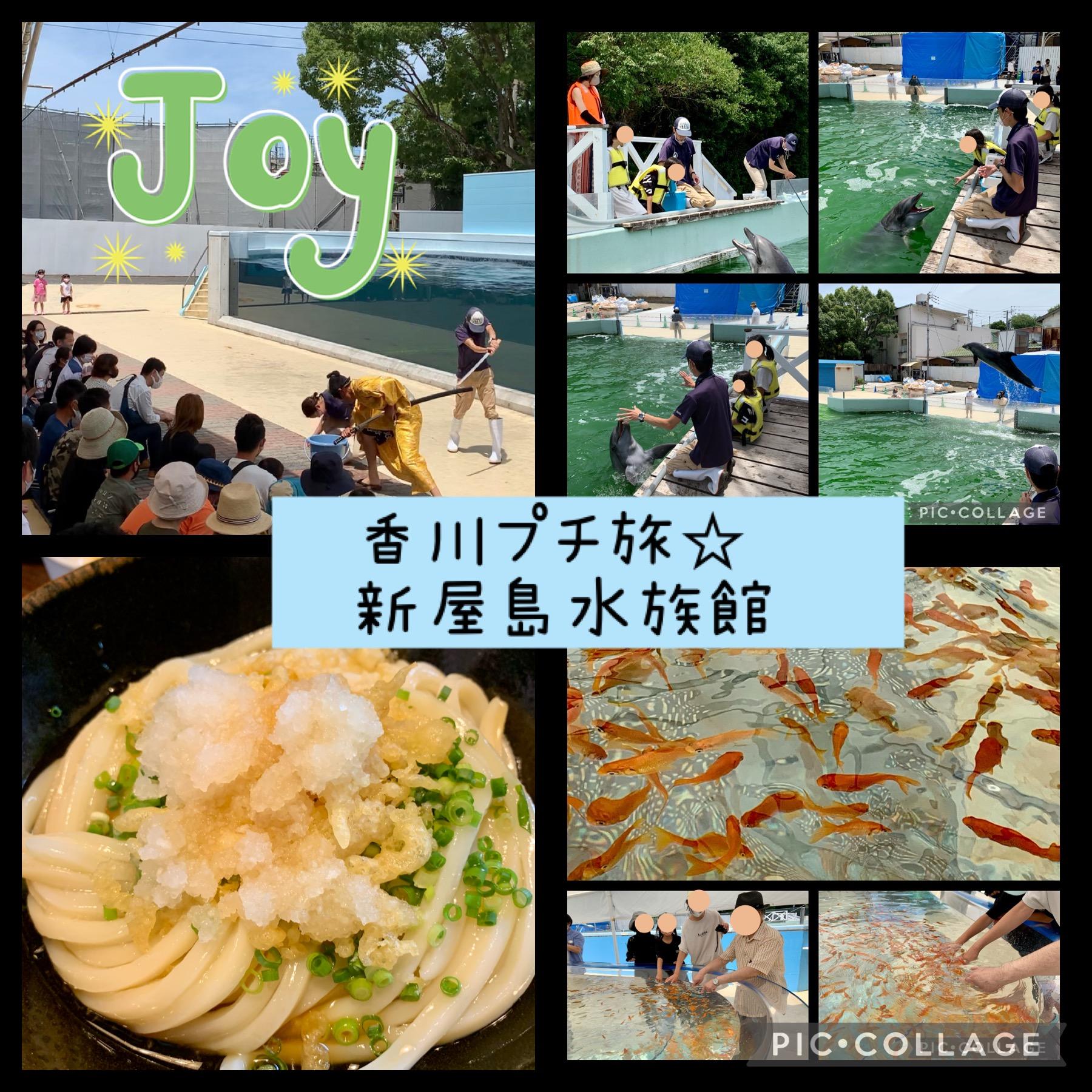 新屋島水族館ブログ